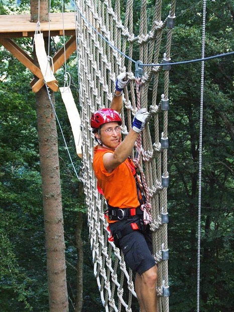 Action Forest Titisee - Titisee-Neustadt