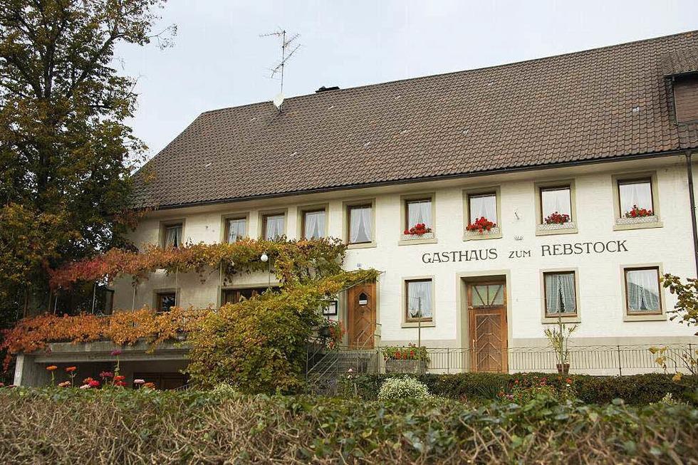Gasthaus Rebstock - Görwihl