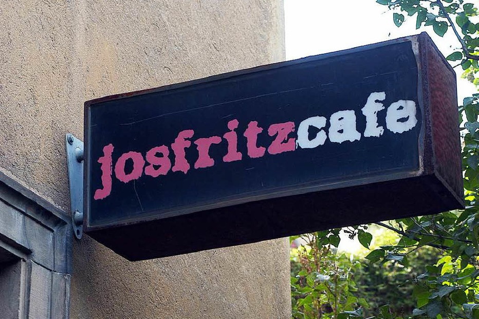 Jos-Fritz-Café - Freiburg