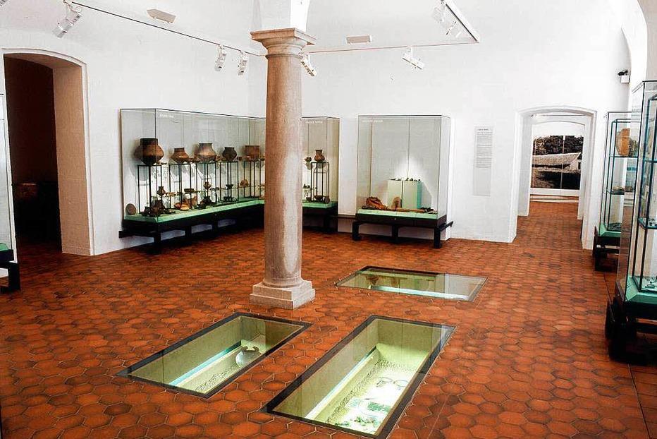 Musée Archéologique - Straßburg