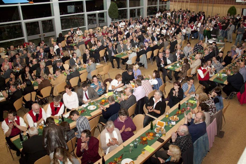Schwarzwaldhalle - Grafenhausen