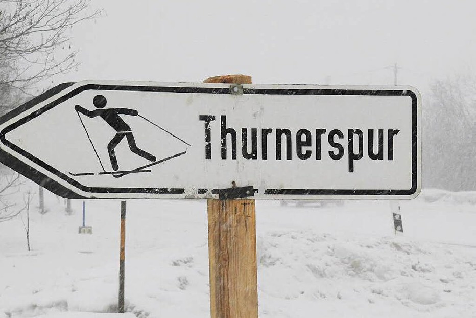 Thurnerspur St. M�rgen - St. M�rgen