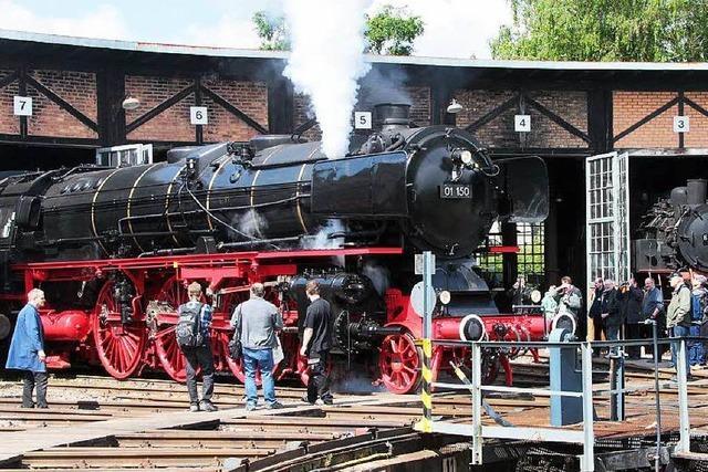 Süddeutsches Eisenbahnmuseum