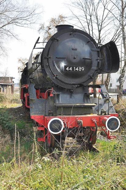 S�ddeutsches Eisenbahnmuseum - Heilbronn
