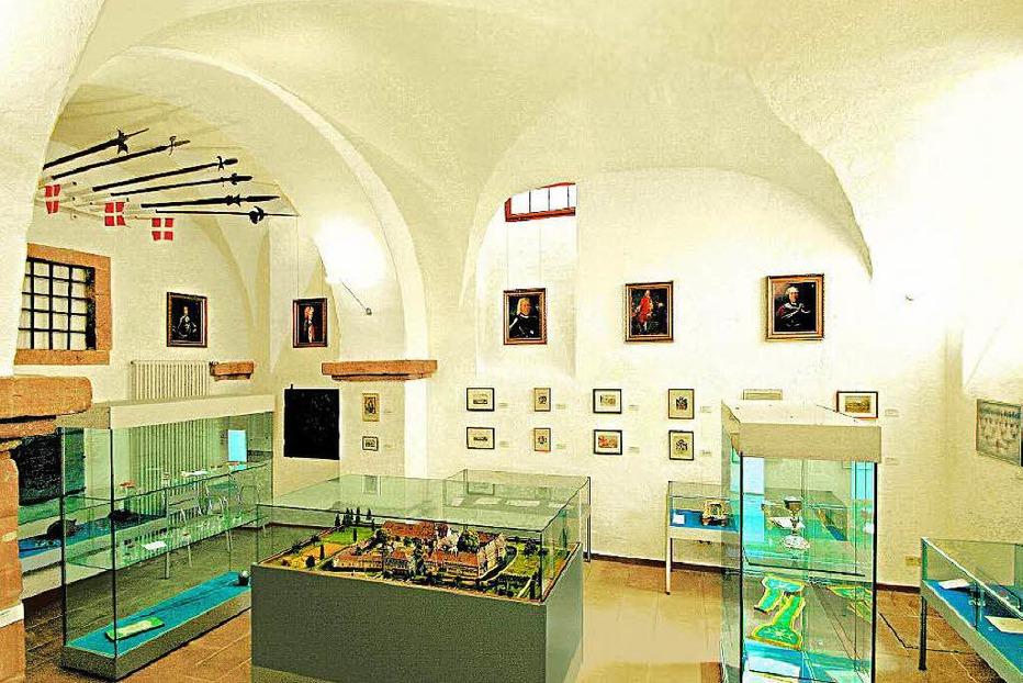 Johanniter- und Malteser-Museum - Heitersheim