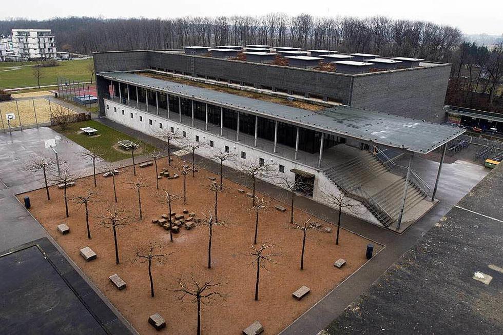 Sepp-Glaser-Sporthalle (Rieselfeld) - Freiburg