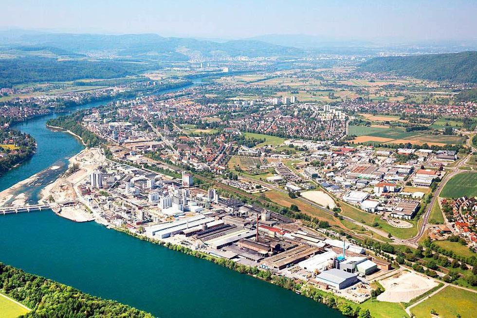 Aluminium Rheinfelden - Rheinfelden
