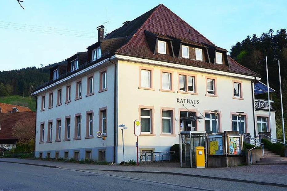 Rathaus - Buchenbach