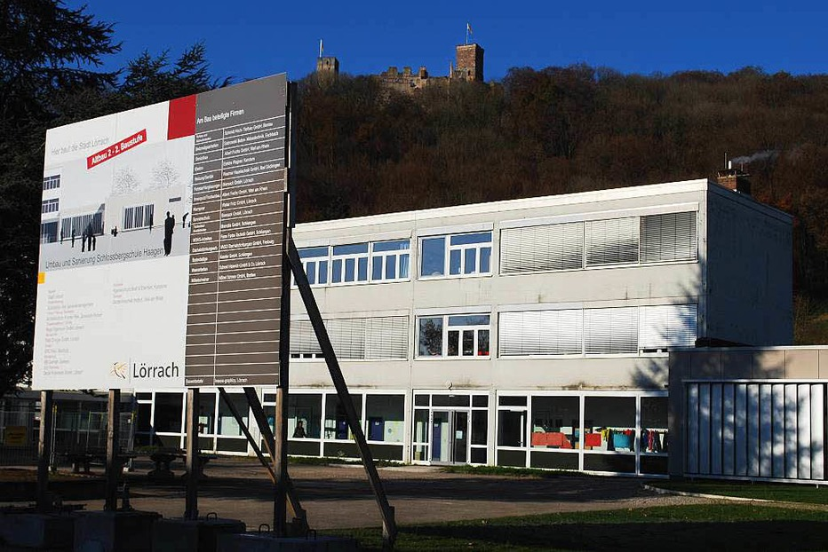 Schlossbergschule Haagen - L�rrach
