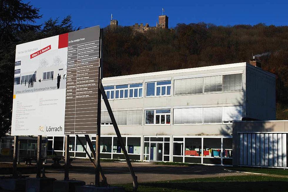 Schlossbergschule Haagen - Lörrach