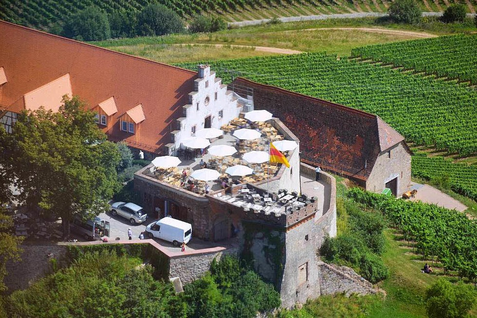 Schloss Staufenberg - Durbach
