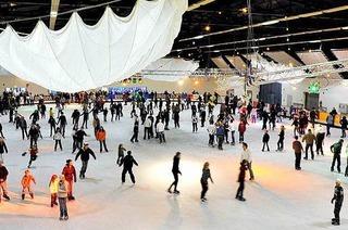 Eislaufhalle Messe Offenburg-Ortenau