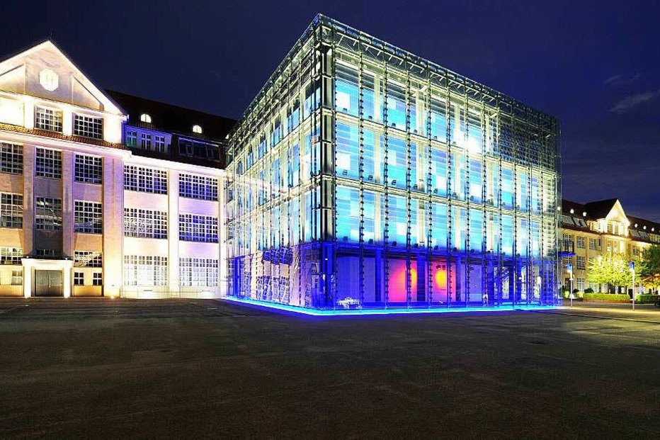 ZKM Zentrum f�r Kunst und Medientechnologie - Karlsruhe