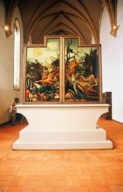 Musée Unterlinden - Colmar