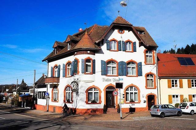 Gasthaus Kühler Krug (Günterstal)