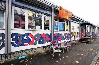 Kuca (Kulturcafé) der PH Littenweiler