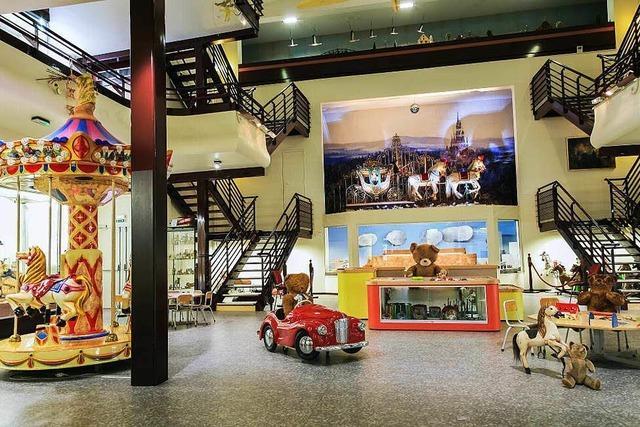 Musée du Jouet (Spielzeugmuseum)