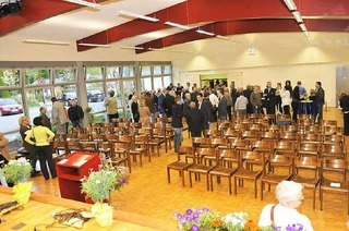 R�merberghalle Niederweiler