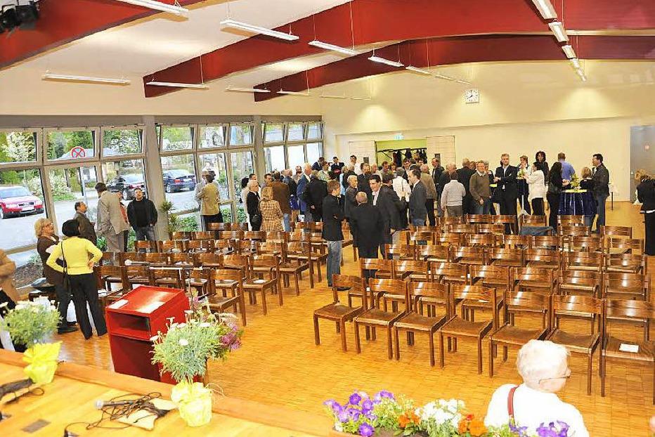 Römerberghalle Niederweiler - Müllheim