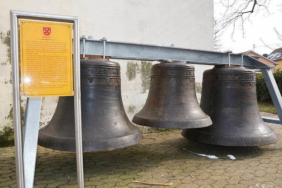 Kath. Michaelskirche Grißheim - Neuenburg am Rhein