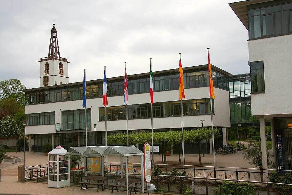 Rathaus - Denzlingen
