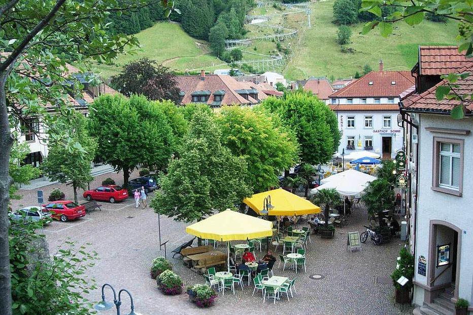 Marktplatz - Todtnau
