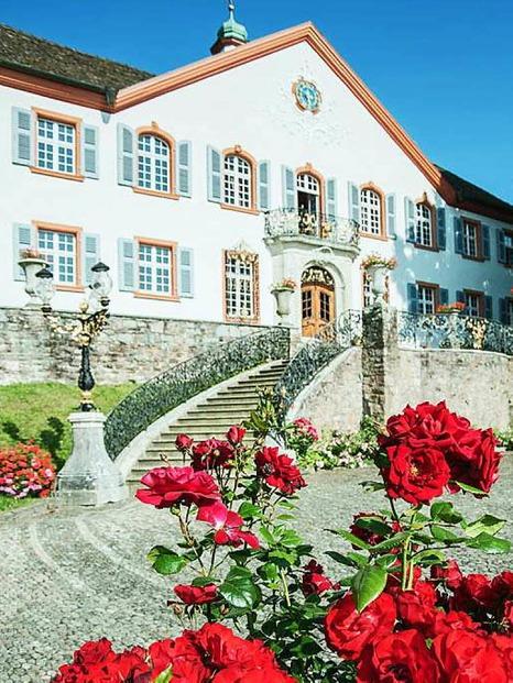 Schloss Bürgeln (Obereggenen) - Schliengen
