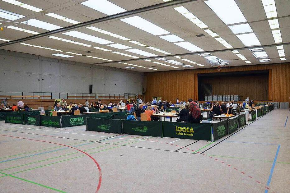 Hochrheinhalle Wyhlen - Grenzach-Wyhlen