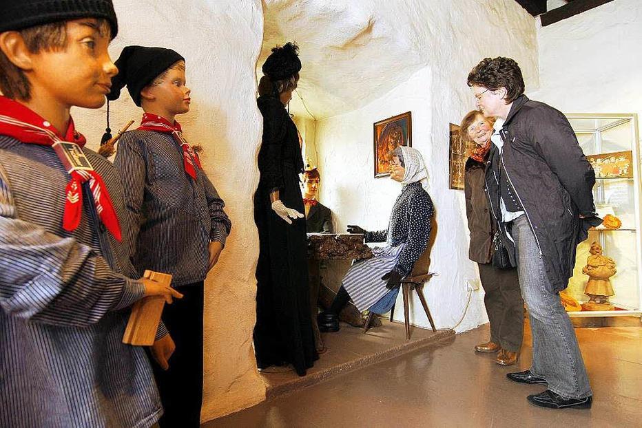 Narrenmuseum im Niggelturm - Gengenbach