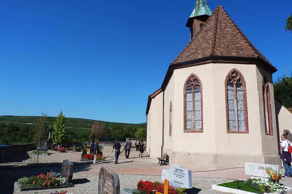 St. Vitus-Kapelle Wasenweiler - Ihringen