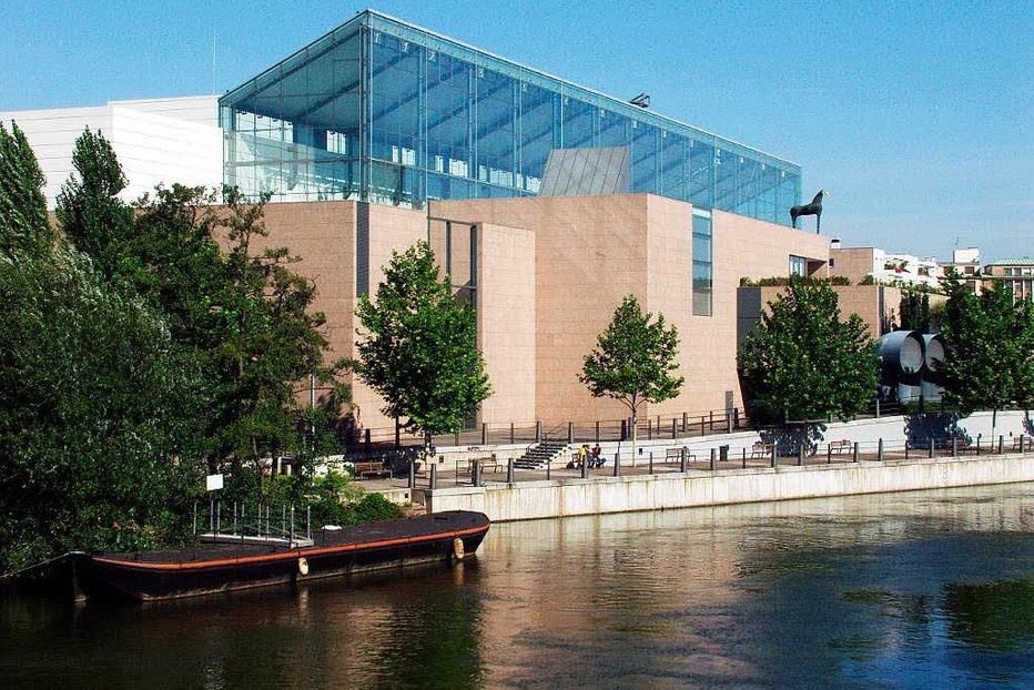 Musée d'Art Moderne et Contemporain de Strasbourg - Straßburg
