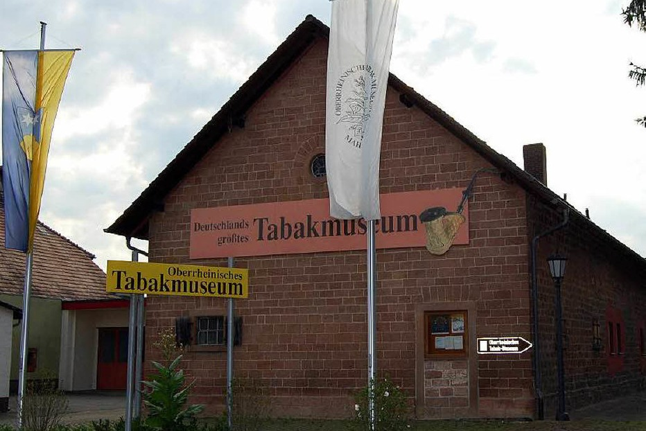 Oberrheinisches Tabakmuseum - Mahlberg