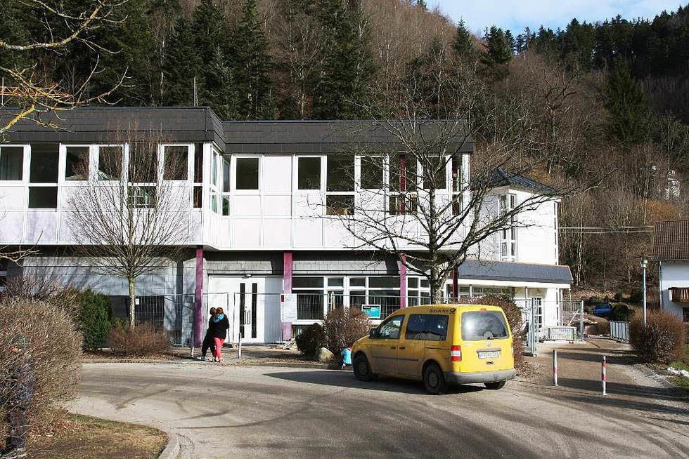 Sommerberghalle - Buchenbach