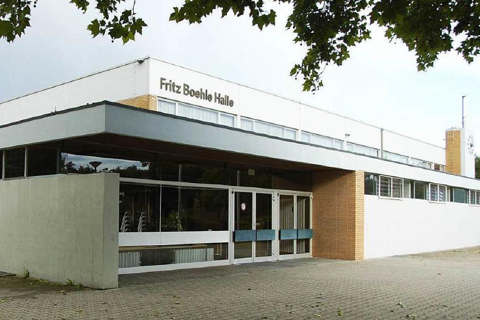 Fritz-Boehle-Halle Emmendingen - Emmendingen