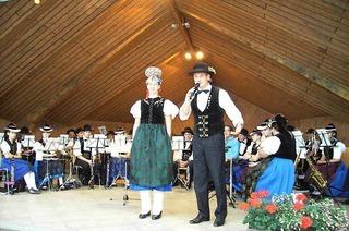 Musikpavillon Oberprechtal