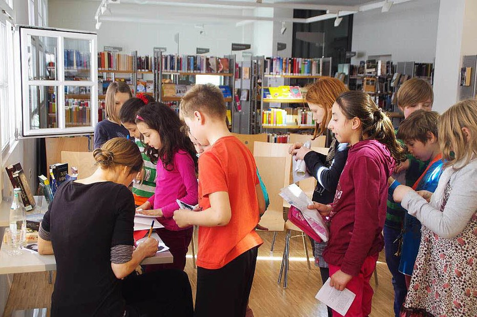 Katholische öffentliche Bücherei - Neuenburg am Rhein