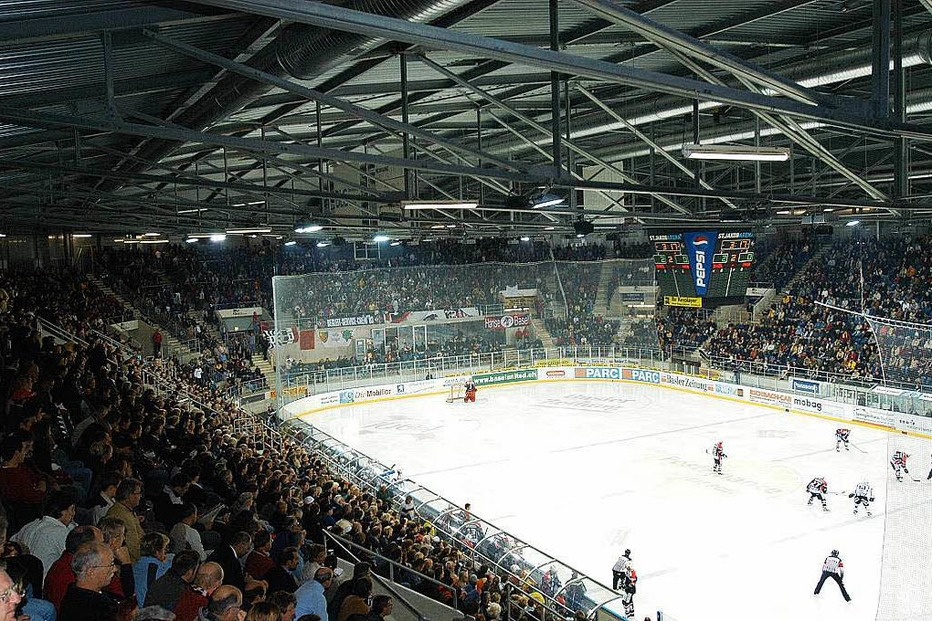 St. Jakob Arena - Basel