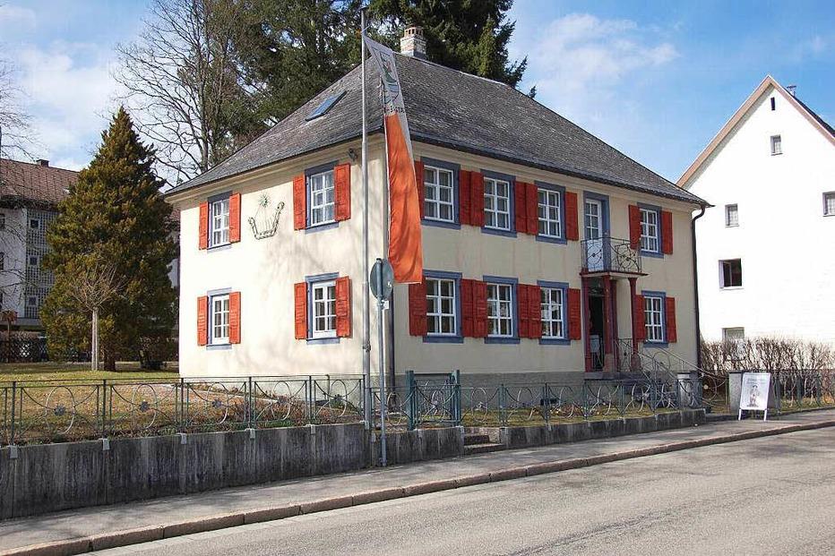Neust�dter Heimatstuben - Titisee-Neustadt