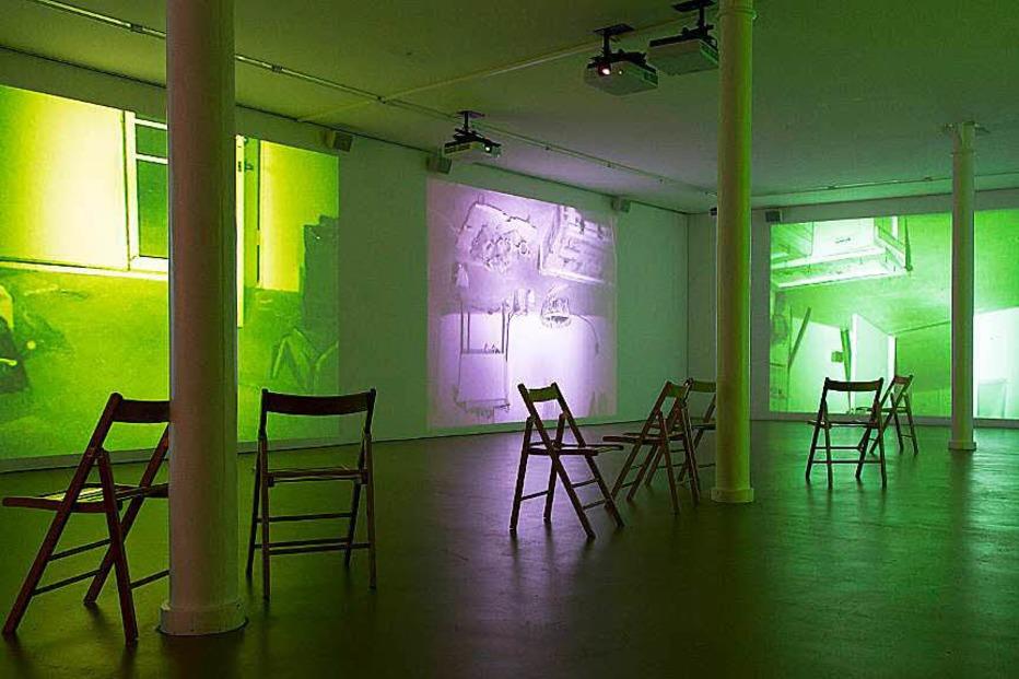 Museum für Gegenwartskunst - Basel
