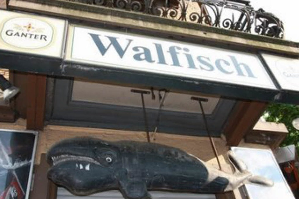 Gaststätte Walfisch - Freiburg