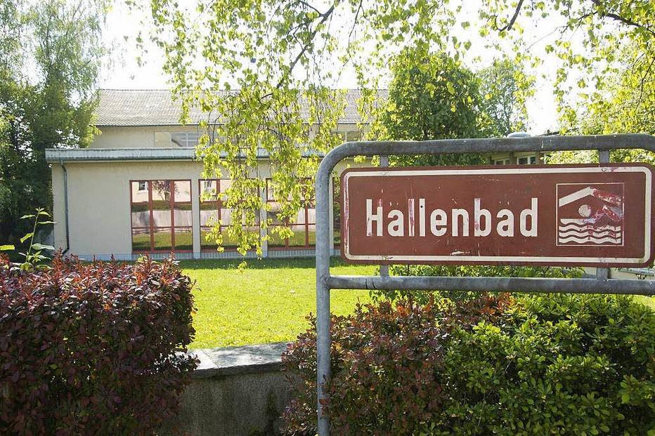 Hallenbad - Rheinfelden
