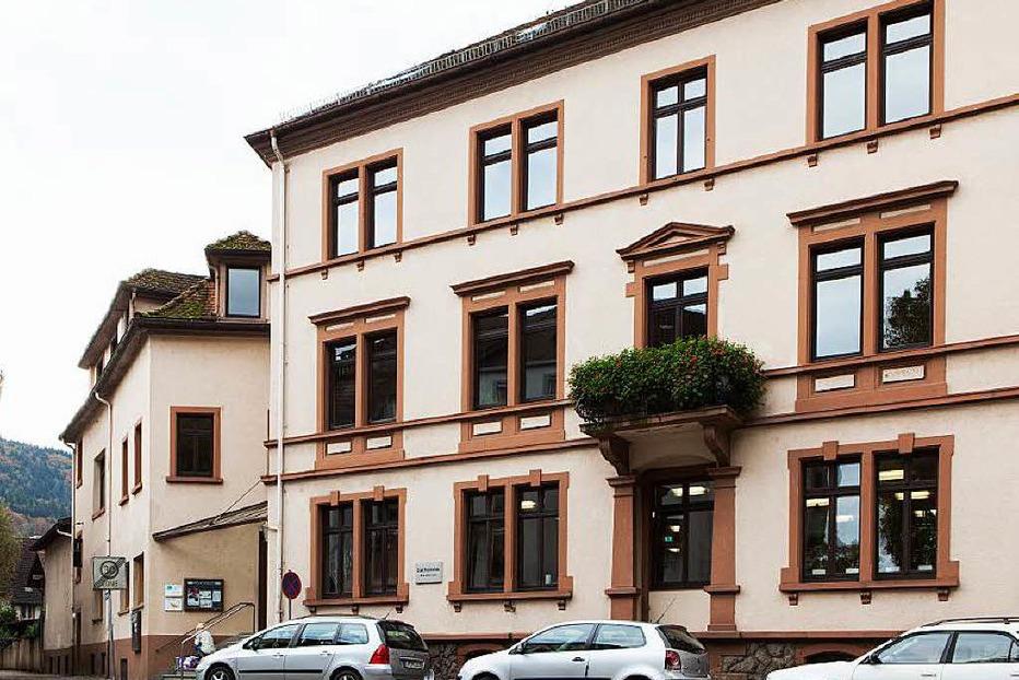 Bürgerhaus - Waldkirch