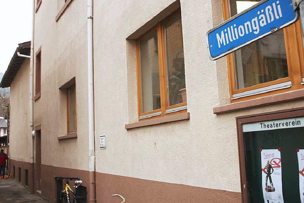 Theater Milliongässli im Bürgerhaus - Waldkirch