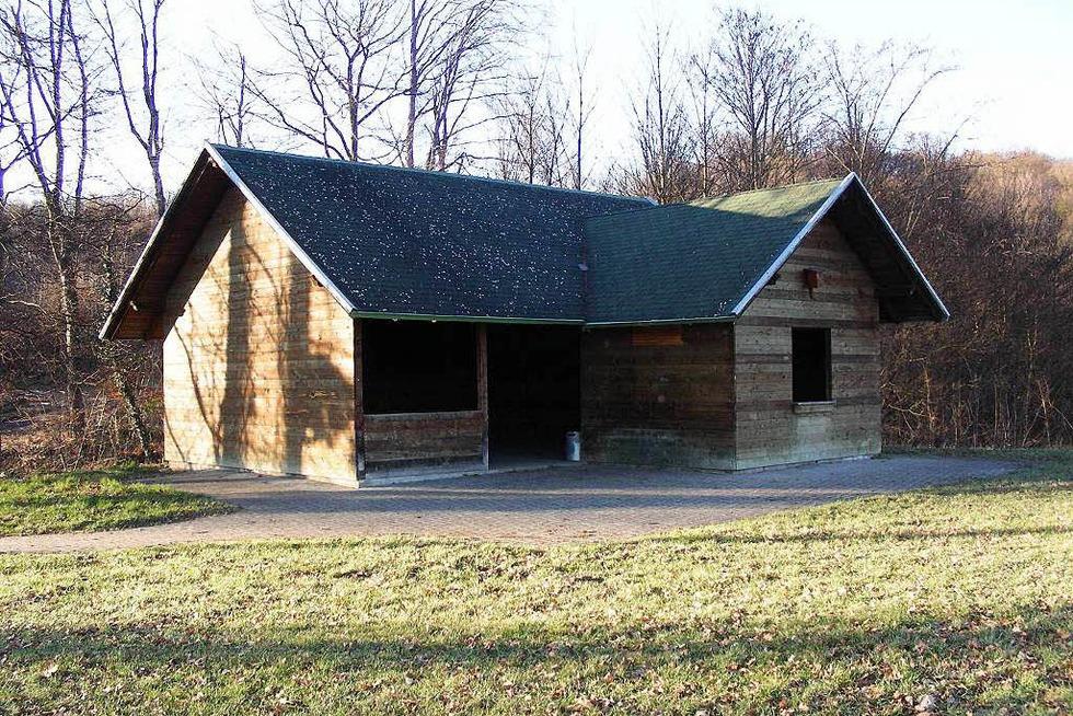 Hohrainbuckhütte - Bötzingen
