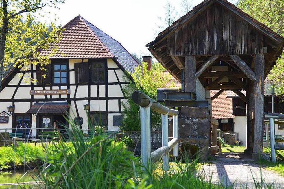Hammerschmiede Reichenbach - Lahr