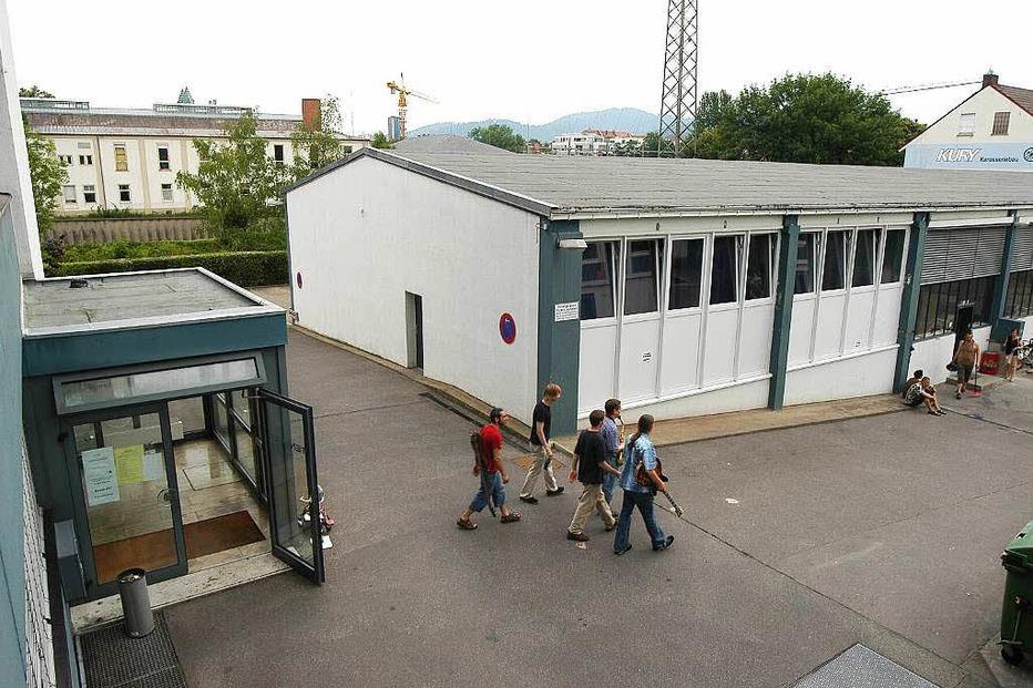 Auditorium der Jazz & Rock Schulen - Freiburg