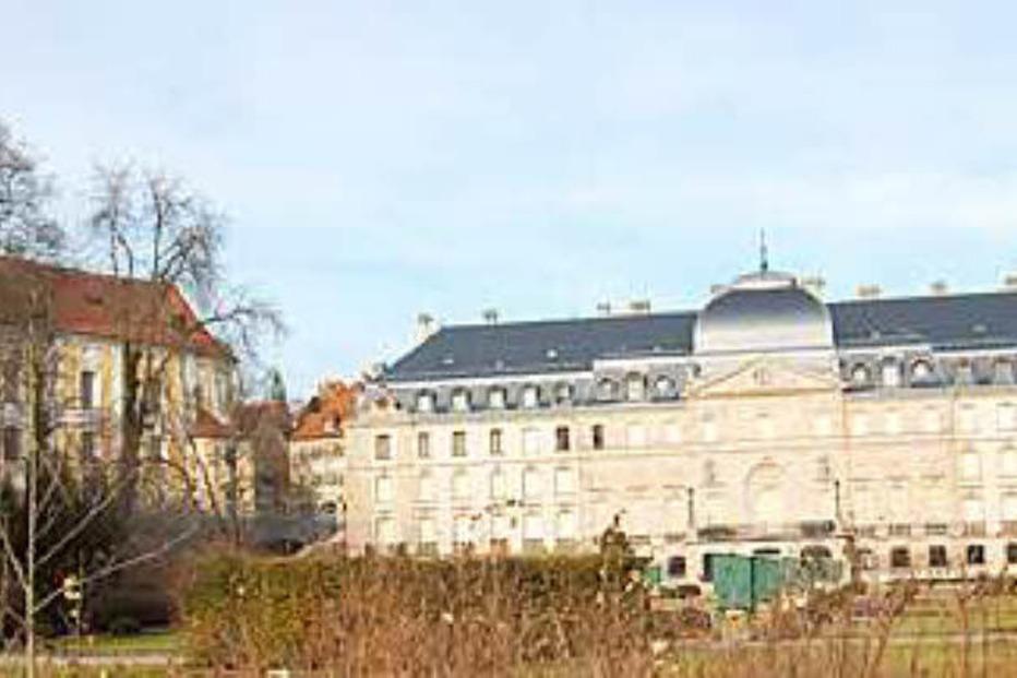 F�rstlich F�rstenbergisches Schloss - Donaueschingen