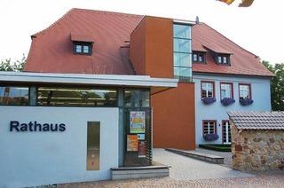 Rathaus Schloss B�ningen