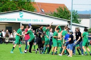 Sportplatz Nollingen