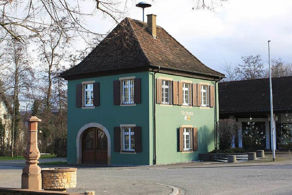 Rathaus Offnadingen - Ehrenkirchen